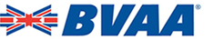 BVAA Logo with alternative graphic